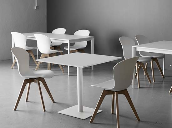 Torino Cafe Table by BoConcept