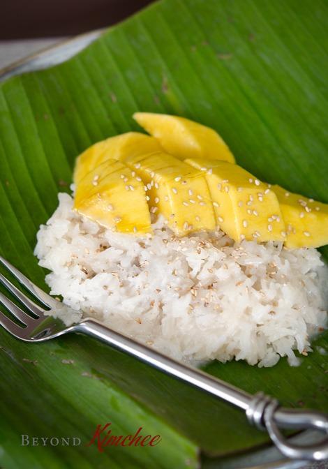 Mango-sticky-rice