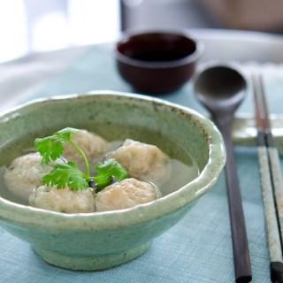 Nude Dumplings (Gluten-Free Dumplings)