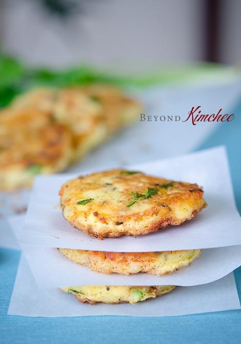 Pakistani Potato Cakes
