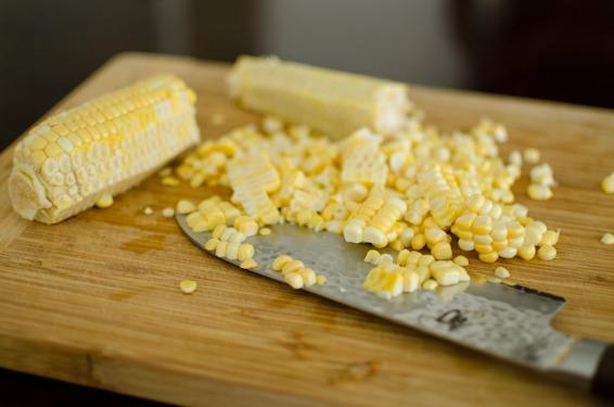 corn dumpling soup-2