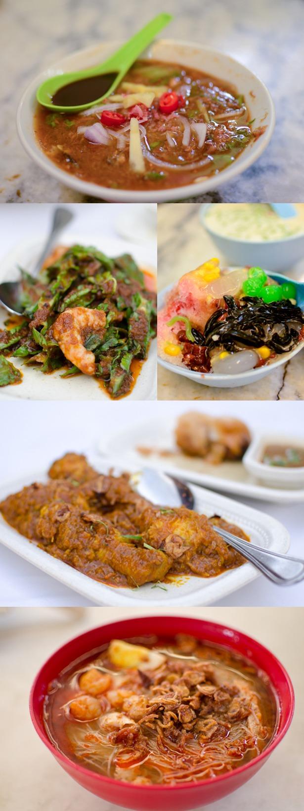 Food of Penang