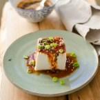 Steamed Soft Tofu