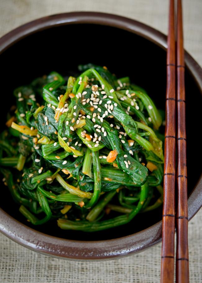 Korean Spinach