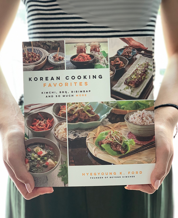 Korean Cooking Favorite