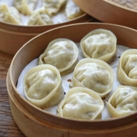Mandu (Korean pork dumplings)