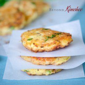 Pakistani Potato Cakes (Aloo Tikki)