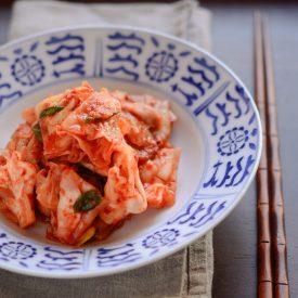 Green Cabbage Kimchi thumbnail