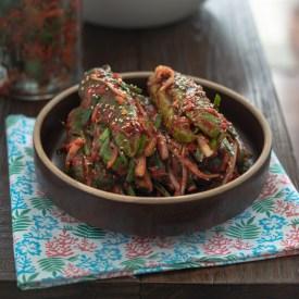Stuffed cabbage kimchi