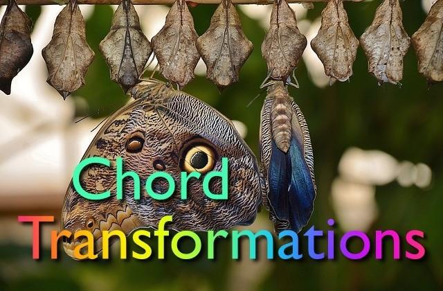 chord transformations