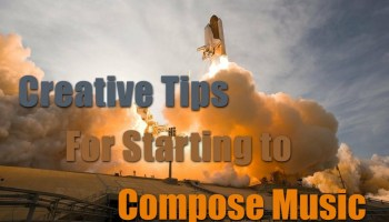 creative tips for starting to compose music