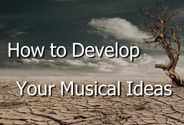 how to develop your musical ideas