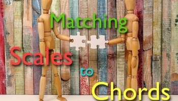 matching scales to chords