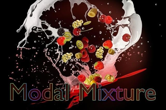 modal mixture