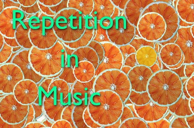 the importance of repetition in music