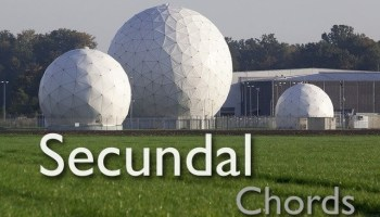 chords by seconds - secundal harmony