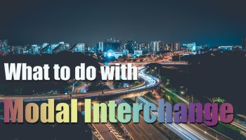 what can you do with modal interchange