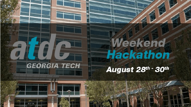 First ATDC Switch Pitch Hackathon a Success