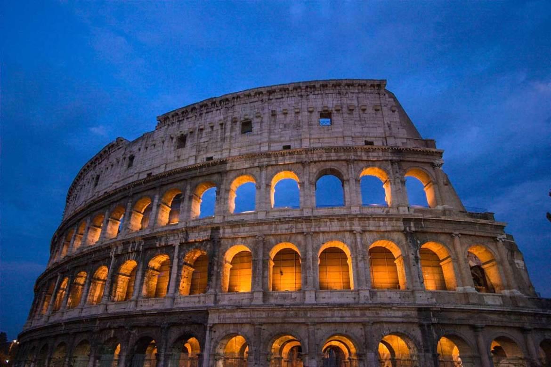 Italy itinerary 14 days Rome