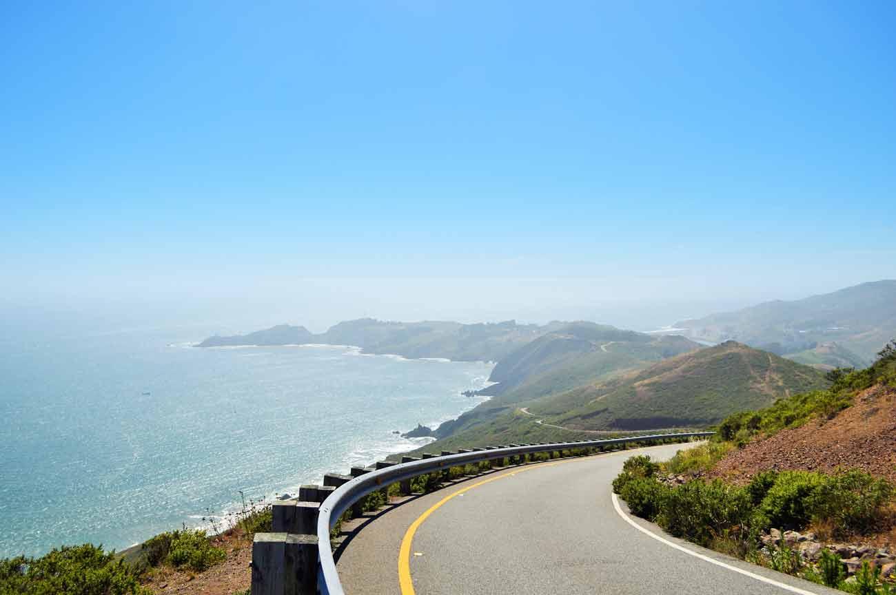 Marin Headlands, California, US