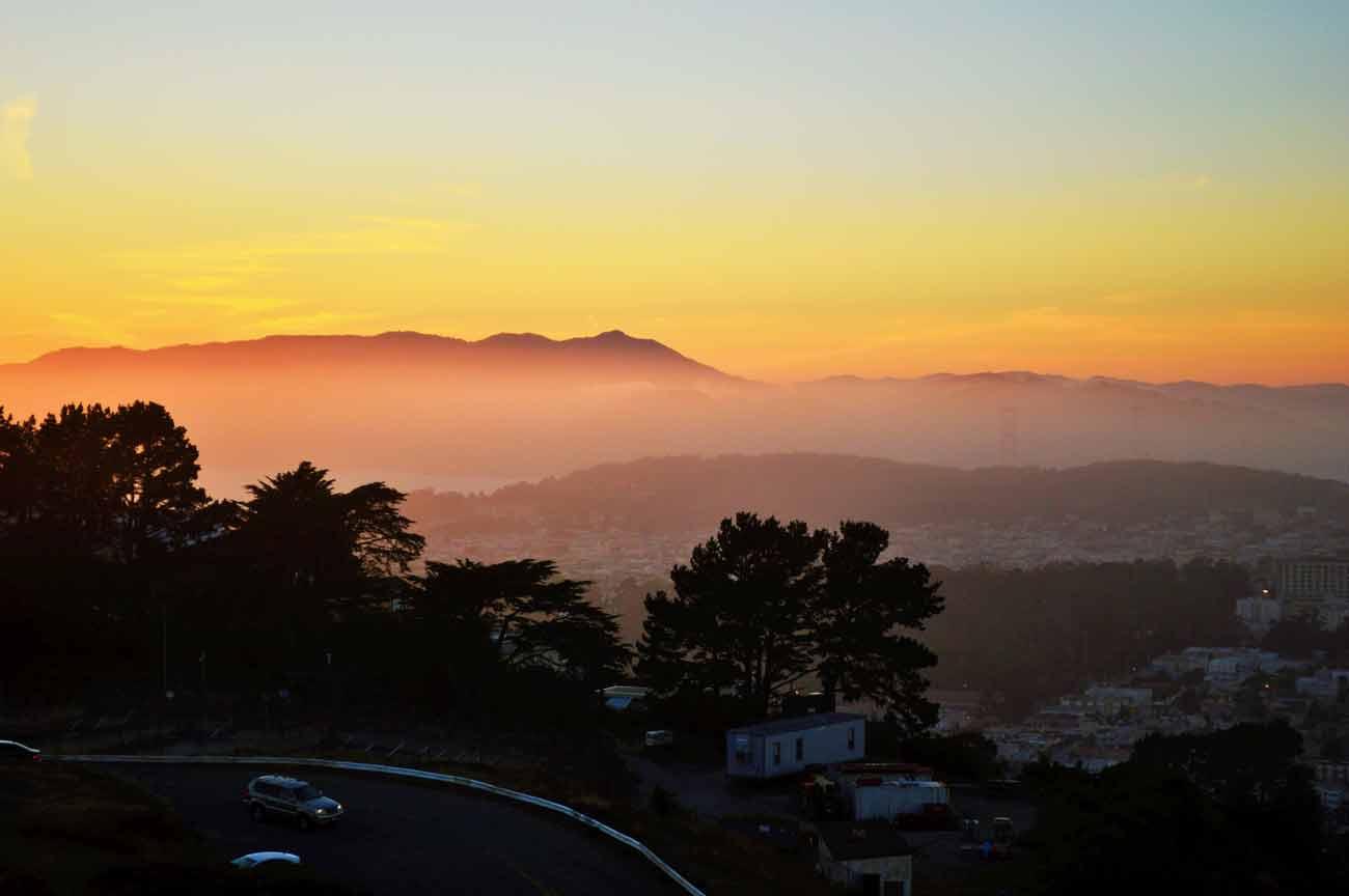 twin peak san francisco california