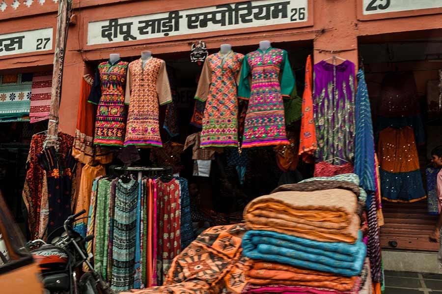 PInk City Jaipur Clothing-things to do in Jaipur