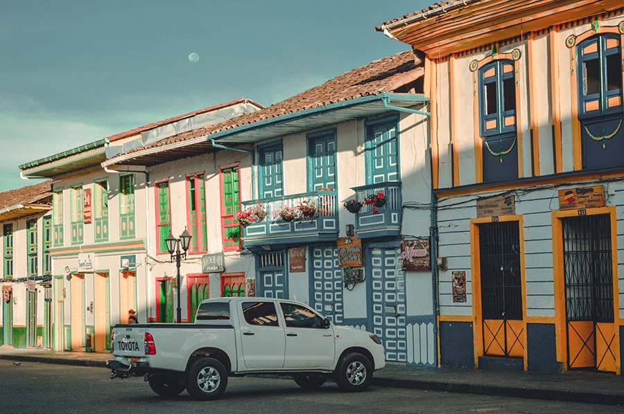 salento colombia town