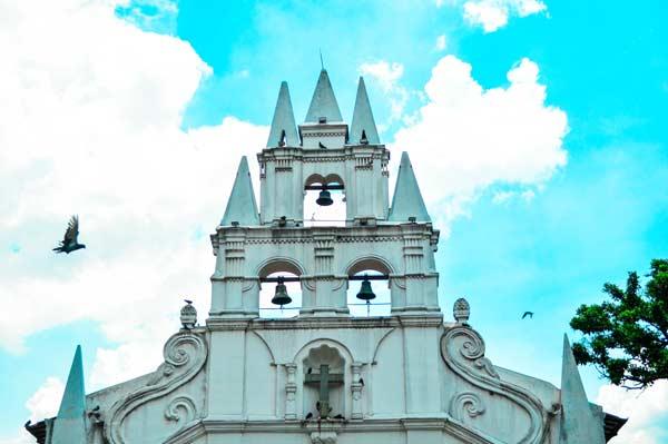 El Hueco Cathedral, Medellin, Colombia