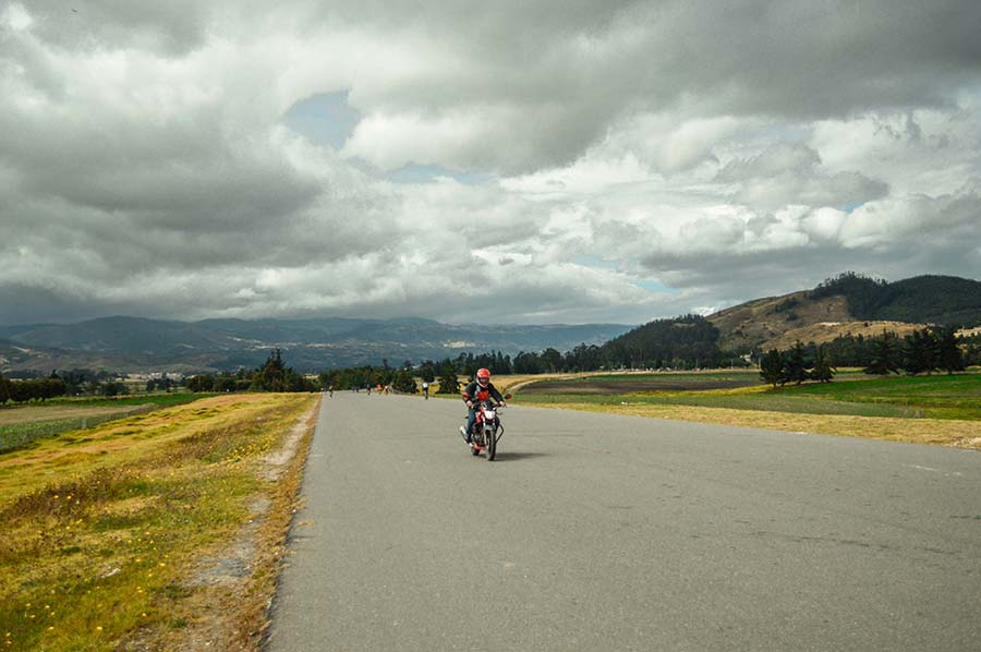 biking in the andes soacha colombia