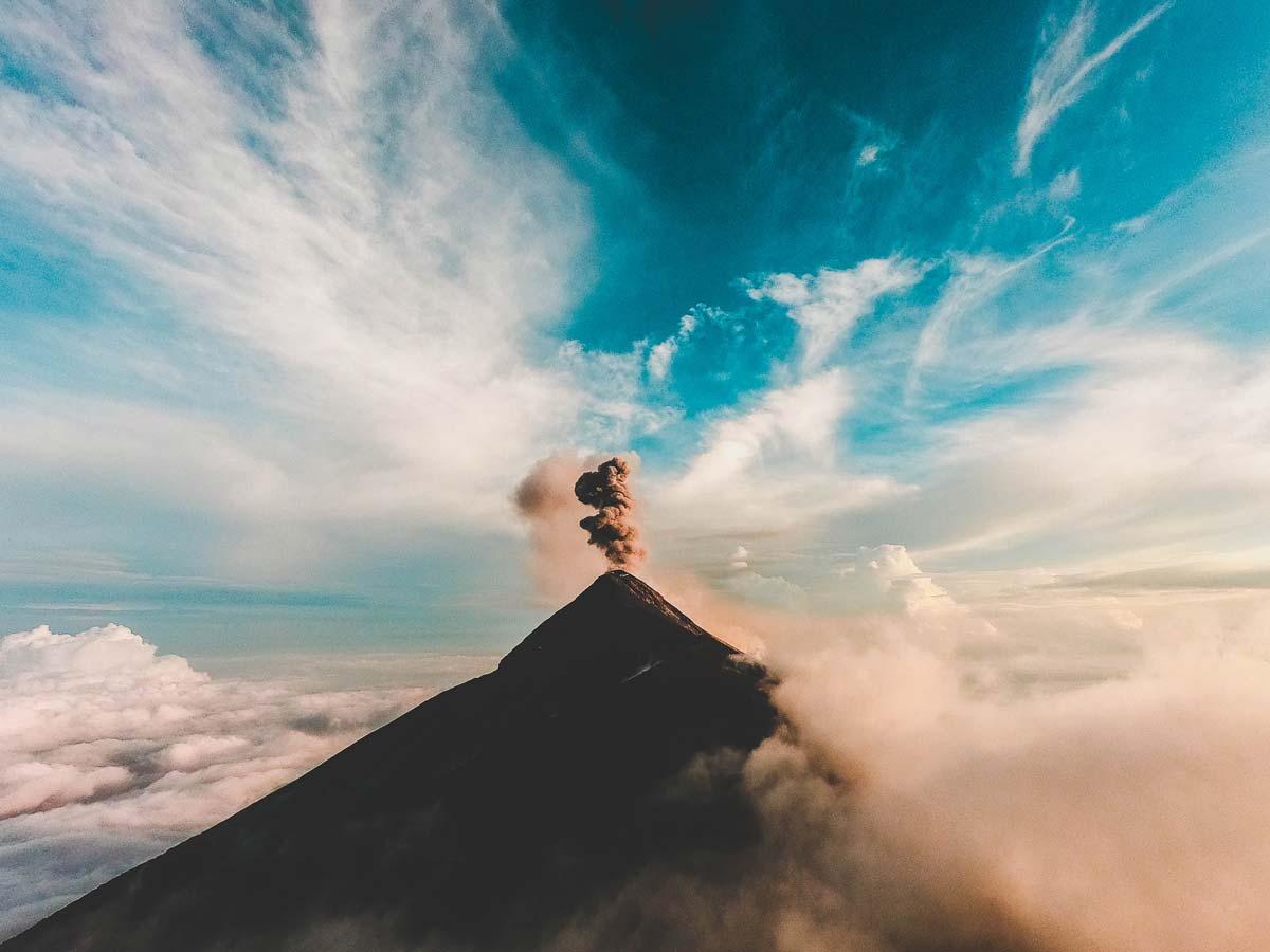volcano-in-guatemala