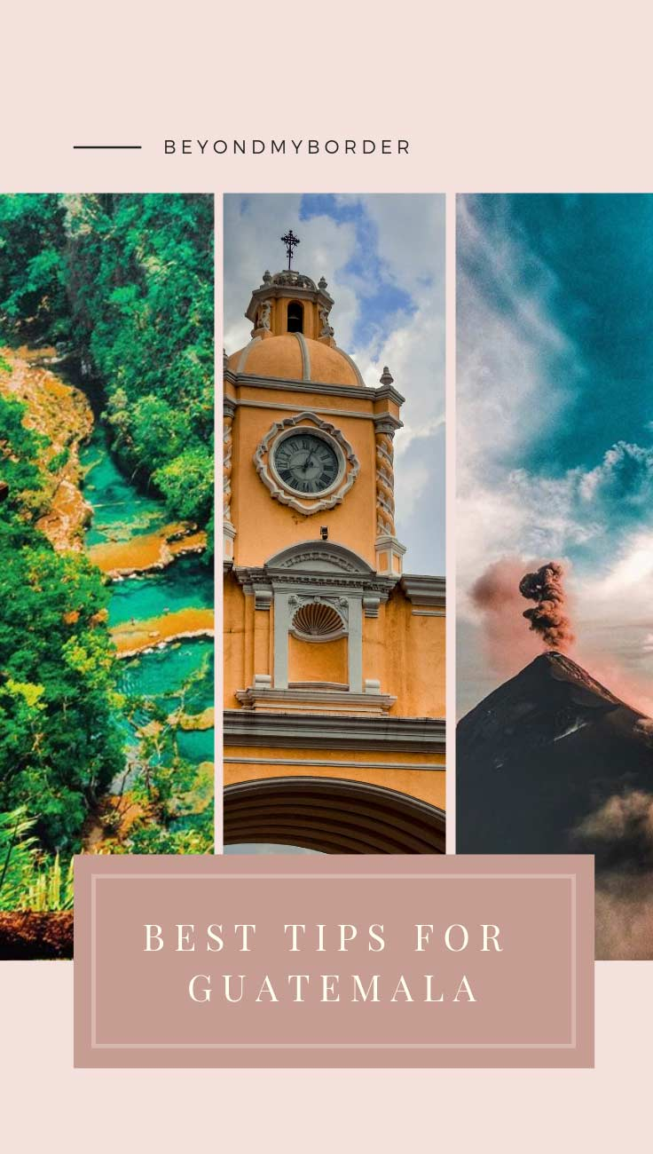 Guatemala Travel Tips Guatemala two week itinerary and activities you must do in Guatemala