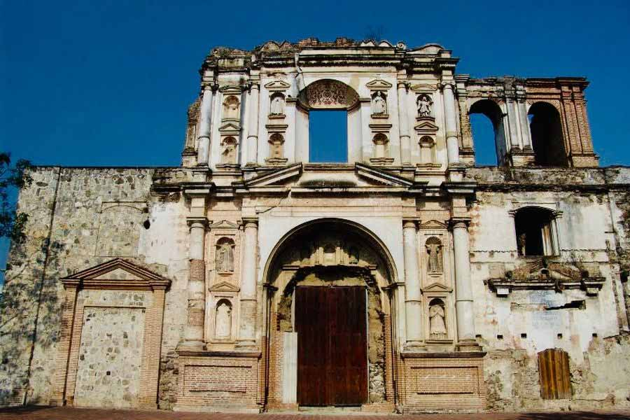 Church-and-Convent-of-la-Compania-de-Jesus-Antigua-Guatemala