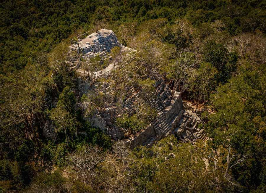 El-Mirador-Mayan-Ruins