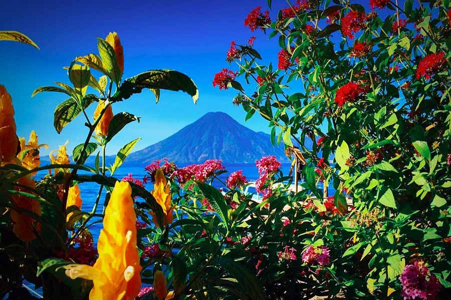 san-pedro-volcano-view