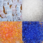 Different types of Silica Gel