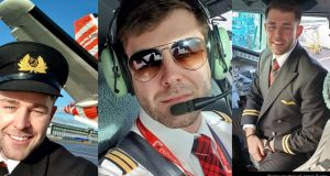 Airline Pilot James Bushe