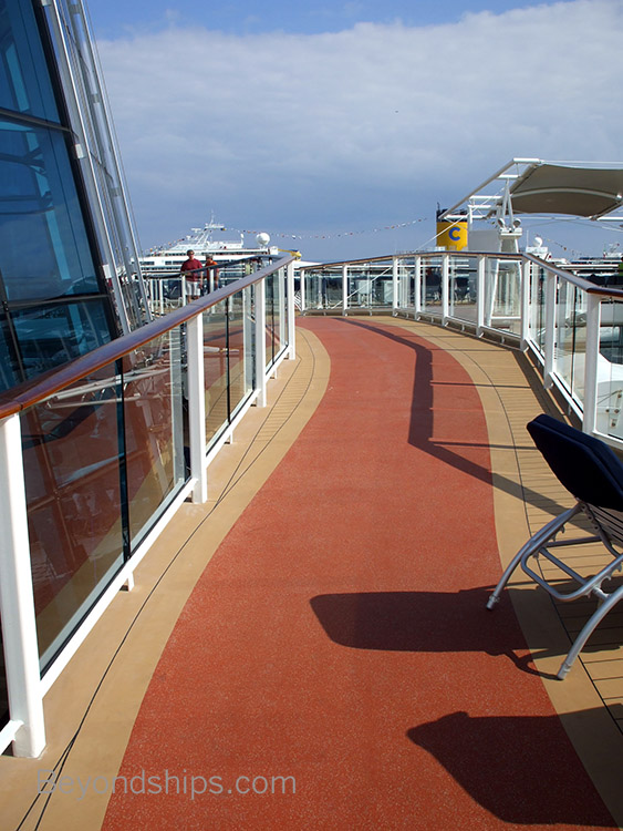 Celebrity Solstice Photo Tour and Cruise Ship Guide Page 2