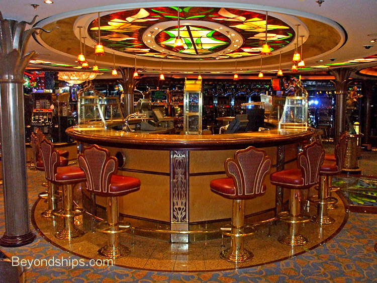 Serenade Of The Seas Photo Tour And Commenatry Bars