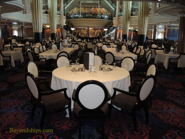Explorer Of The Seas Photo Tour And Commentary Dining