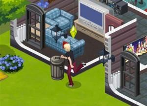 The Sims Social - 3 New Screen Shots! Bang! Bang!