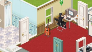 GamePro and The Sims Social