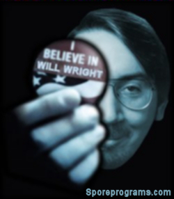 I believe in Will Wright