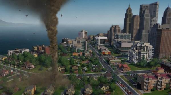 SimCity-Tornade