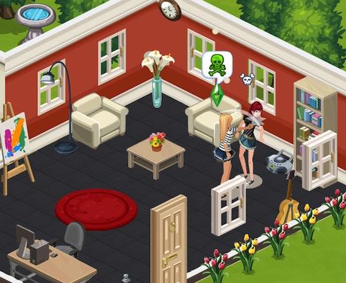 Inside Social Games Previews Sims Social + 2 New Pics