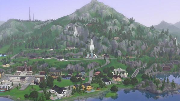 Win Hidden Springs by entering 'The Sims Hub's' competition!