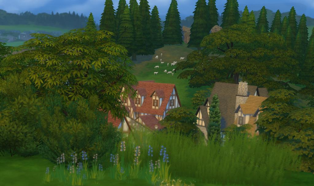 ts4gettogether_sheep