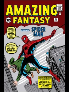 Amazing Fantasy Issue 15