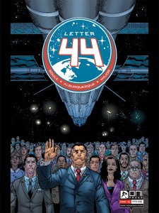 Letter 44 Issue 1 Cover