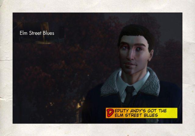 Elm Street Blues - Deputy Andy