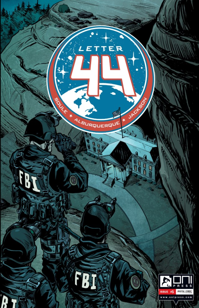 Letter 44 #5 Cover